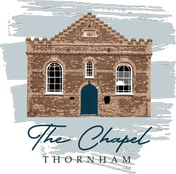 The Chapel Thornham Self catering norfolk coast
